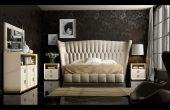 Bedroom  Furniture Modern  Bedrooms Velvet Bedroom