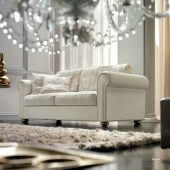 Collections Formerin Classic Living Room, Italy Casanova
