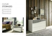 Collections SMA Modern Bedrooms, Italy CLOUD STORAGE