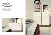Collections SMA Modern Bedrooms, Italy PRESTIGE STORAGE